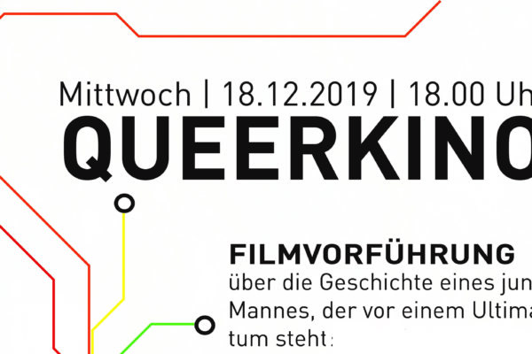 Queeres Kino – 90 Tage wir